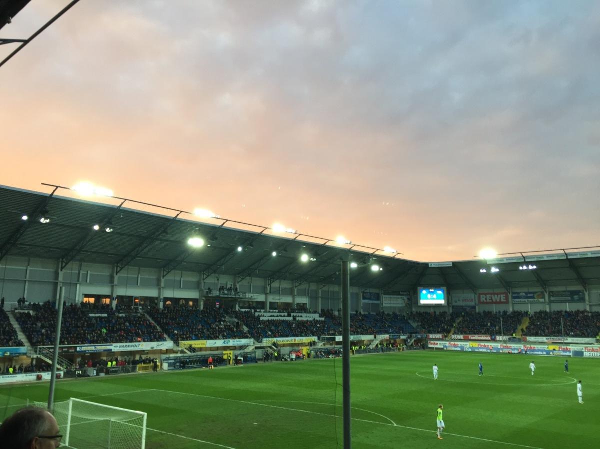 SC Paderborn 07 gegen dieVergangenheit