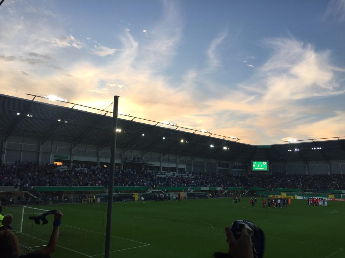 DFB-Pokal – 2. Runde Paderborn –Bochum